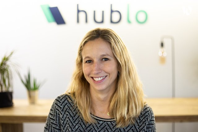 Rencontrez Dorothée, Head of Sales - Hublo