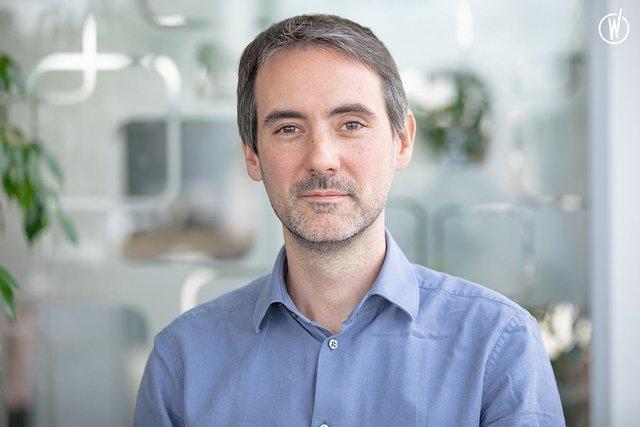 Rencontrez Fabrice, Vice-President of Engineering - Planisware