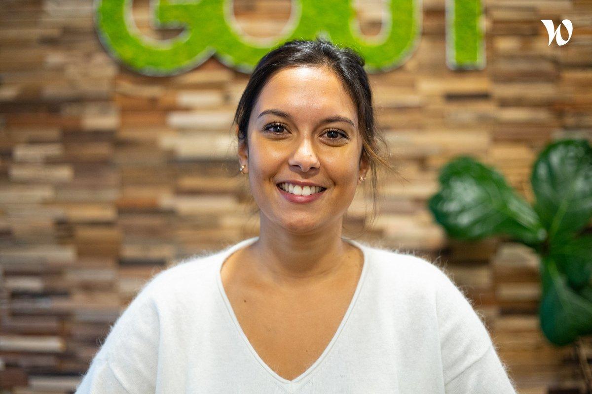 Rencontrez Cécile, Chef de Projet Communication - Good Goût