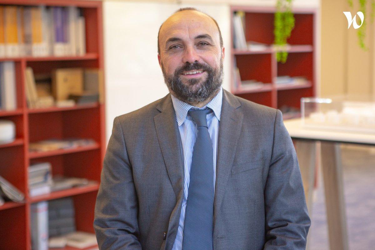 Rencontrez Arnaud, Président du Directoire - Les Résidences Yvelines Essonne
