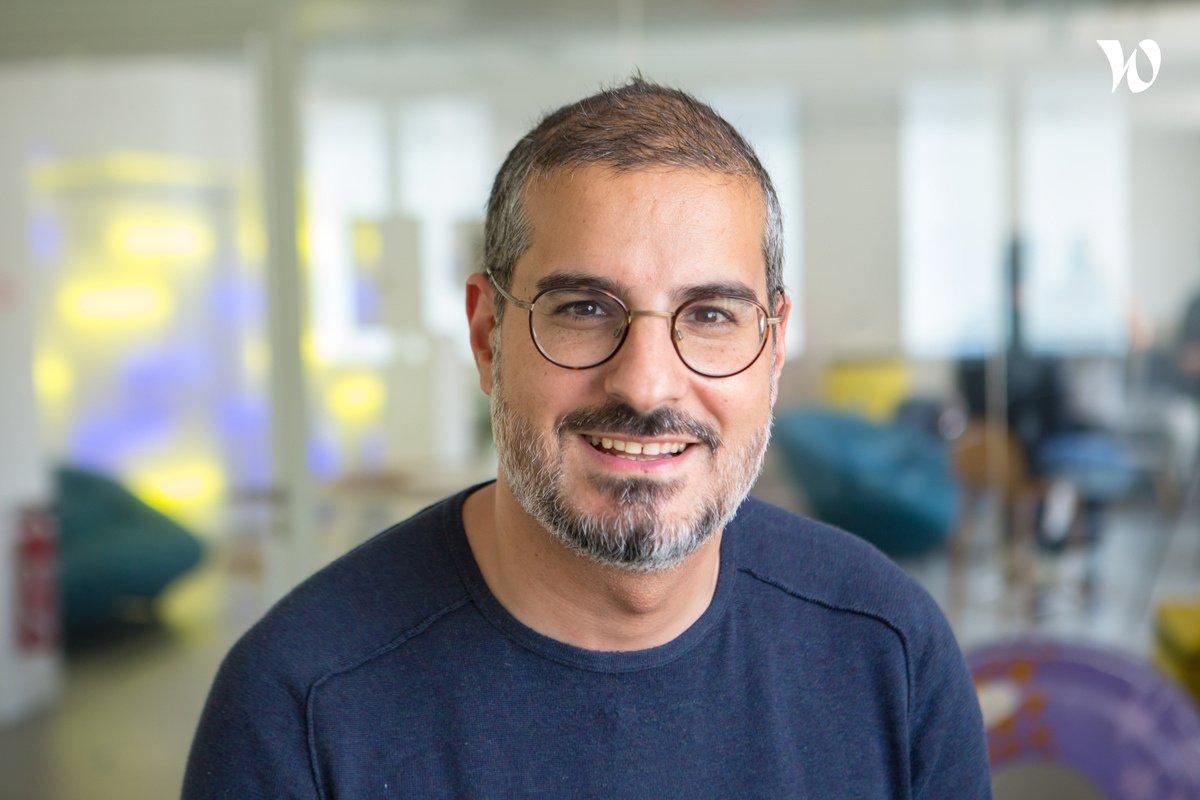 Rencontrez Michael, Fondateur - Eleven Labs