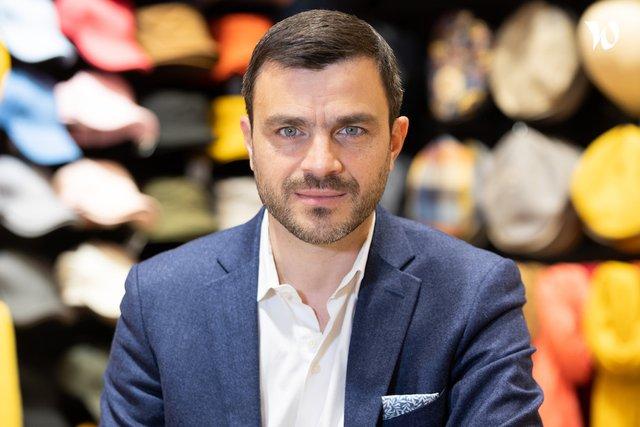Rencontrez Olivier, Président - DRAEGER