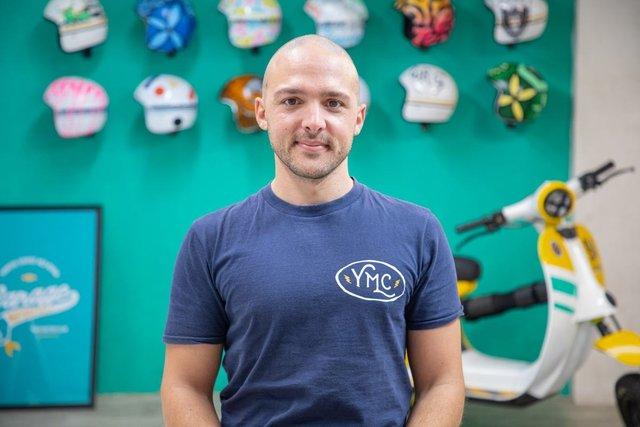 Meet Benjamin, CEO & Co-founder - Yego