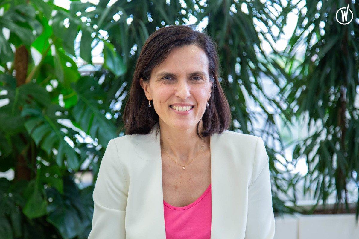Rencontrez Florence, Director, Customer Support EMEA - Kyriba