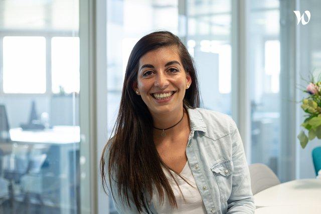 Rencontrez Justine, Déléguée Commerciale - HARTMANN France
