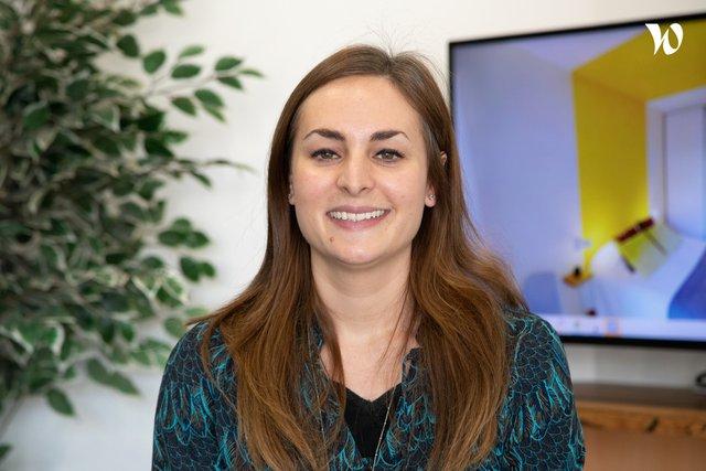 Rencontrez Cécile, Manager Property   D&Q - Chez Nestor