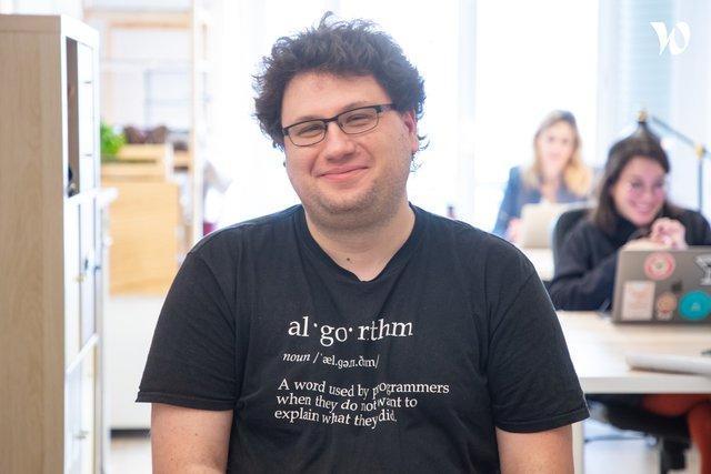 Rencontrez Stéphane, CTO - epicery