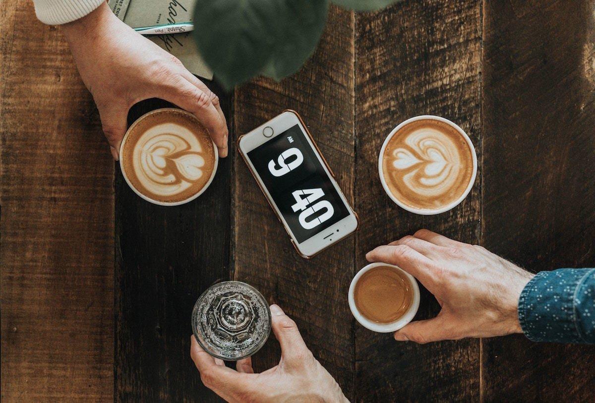 Pauza na kávu a její blahodárné účinky