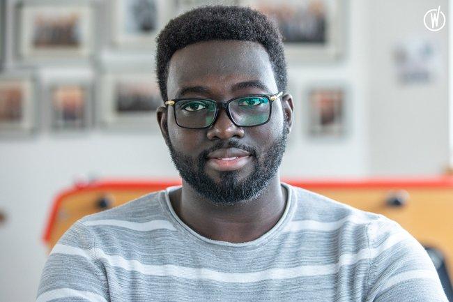 Rencontrez David, Big Data Engineer - EXPERTIME