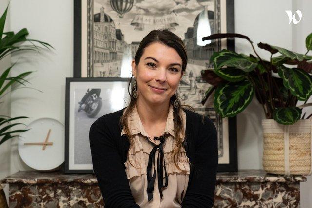 Rencontrez Lise, Planneur stratégique & cheffe de projet - Troa