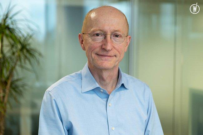 Rencontrez Christophe, Directeur général - APL DATA CENTER