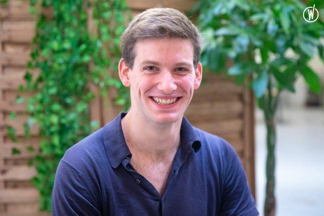 Rencontrez Etienne, Chef de Projet Mécatronique - Cala