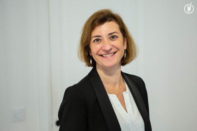 Rencontrez Sandrine, Directrice Générale et Fondatrice - Auvray & Associés