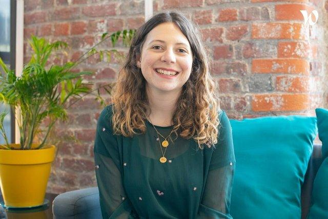 Rencontrez Léa, Chargée de communication - Plaine Images