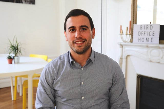 Rencontrez Mamoun, Product Manager - Bird Office