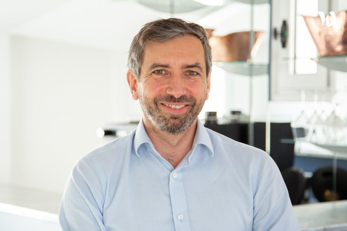 Rencontrez Thomas, Directeur du Lab' Innovation - Lamarck Group