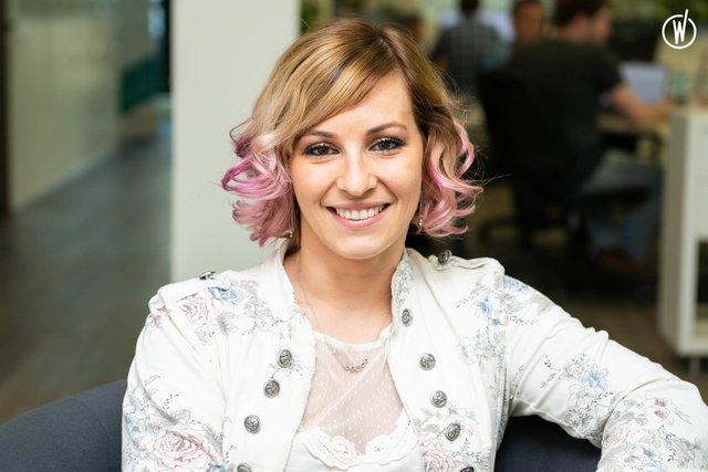Rencontrez Elodie, Responsable marketing et communication - DigDash