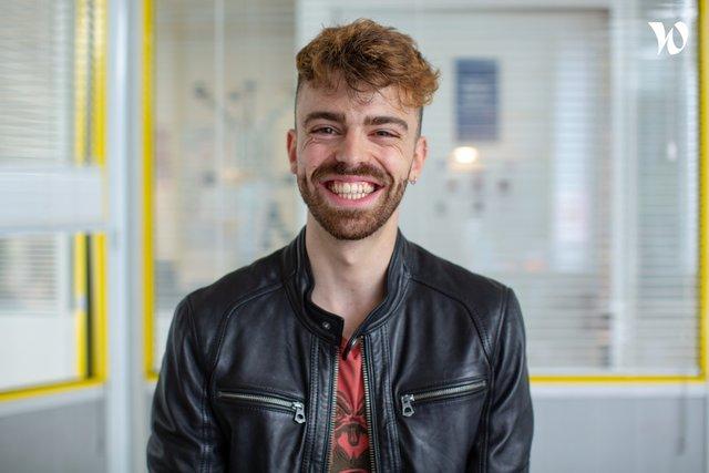 Rencontrez Paul, Chargé de projet veille sanitaire et permanence psy à Paris - Médecins Du Monde